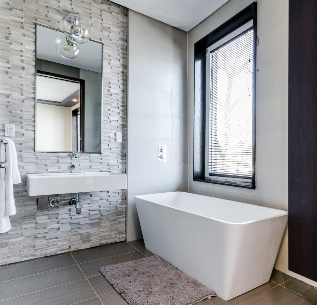 bathroom tile wall 1